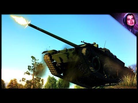 STALINIUM MACHINE    T-54 47 (War Thunder Tanks Gameplay)