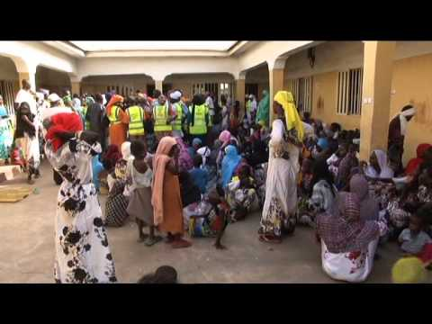 UNFPA's Support to IDPs in Yola Camp, Nigeria