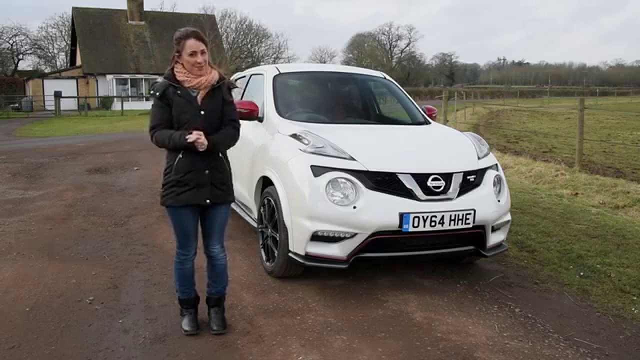 Nissan Juke Nismo Rs 2015 Review Telegraph Cars Youtube