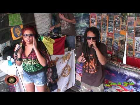 MC  PELUZA & MARIO TANAKA EN TEPITO !!! CON PABLO LEON DE ZION