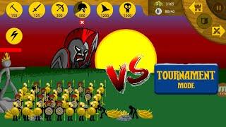 Speartons VS The INSANE MODE Tournament | Stick War Legacy