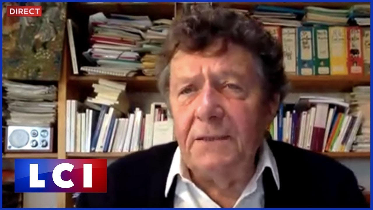 Jean Viard sociologue invité dElizabeth Martichoux - L'Interview Politique