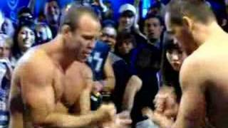 Wanderlei Silva vs Rich Franklin 2