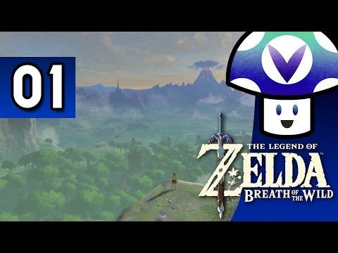 [Vinesauce] Vinny - Zelda: Breath of the Wild (part 1)