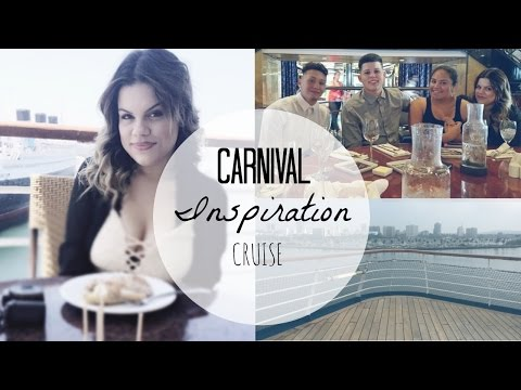 Vacation Diary   Carnival Inspiration Cruise 2016