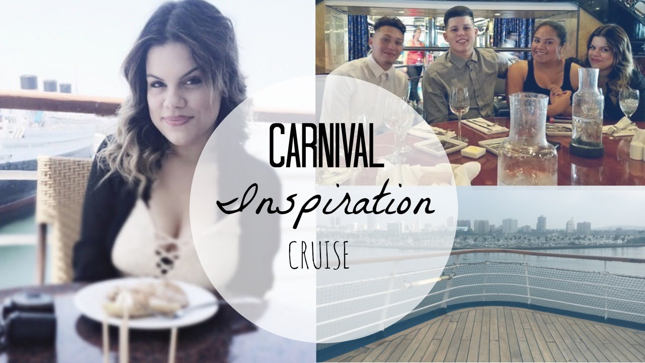 vacation diary carnival imagination cruise 2016 youtube