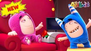 Oddbods   Nouveau   SAINT VALENTIN   Dessins Animés Amusants pour les Enfants