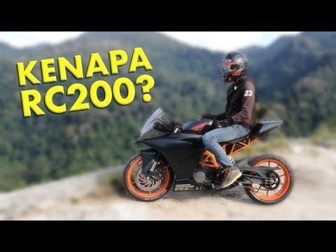 Kenapa aku beli KTM RC200? | 10 Sebab