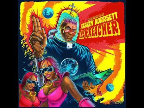 Tashan Dorrsett - The Preacher [ep]