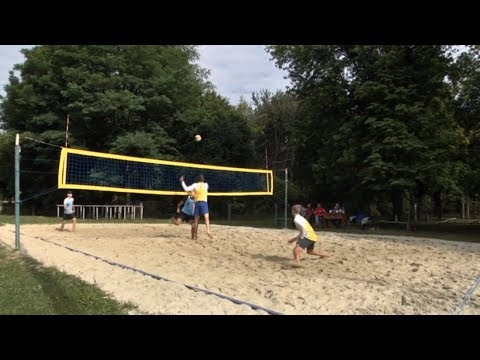 НТА - Незалежне телевізійне агентство: У Львові триває відкритий чемпіонат міста з пляжного волейболу