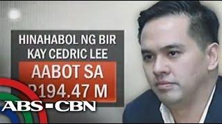 Cedric Lee, accused of tax evasion