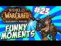 WoW Funny moments #23 - Pvp fails, Sucky flag carrier, Stupid player names