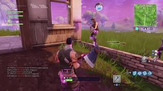 Fortnite'1 Enemy with Fake No Skin