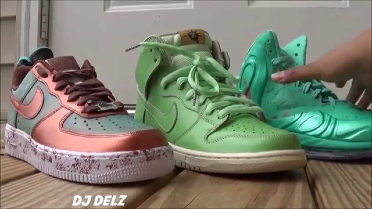 Statue The Inspired By Youtube Nikejordan Sneakers Of Liberty 6qAOw6SPx