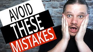 10 Mistakes You Need To Avoid As A Small Youtuber in 2019