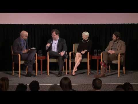 TimesTalks: Casey Affleck, Michelle Williams