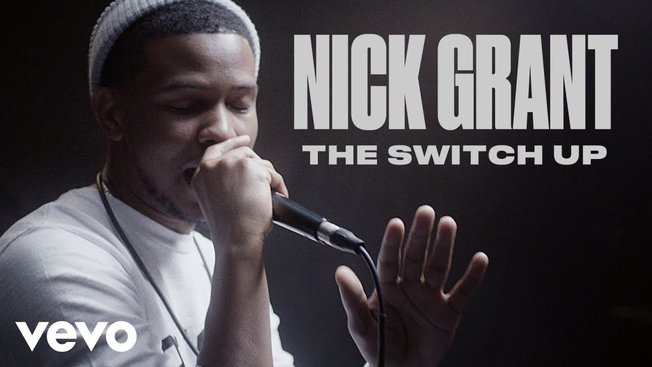 """Nick Grant - """"The Switch Up"""" Live Performance & Meaning 