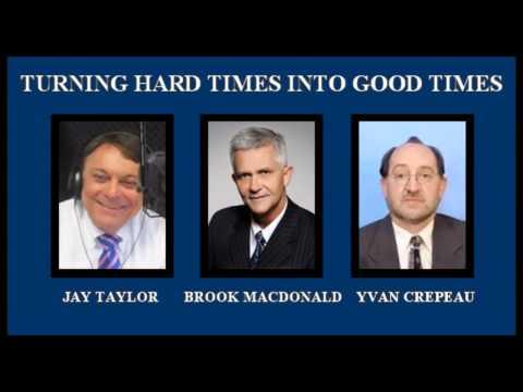 Brooke Macdonald and Yvan Crepeau-Cornerstone Capital Resources
