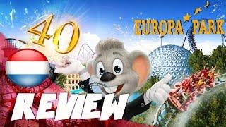 Review Grootste Pretpark Europa Park, Rust Duitsland