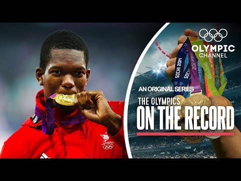 The YouTube Olympic Champion | Olympics on the Record