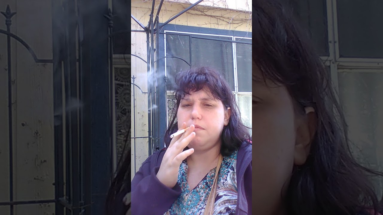 Amateur Bbw Smoking Sex
