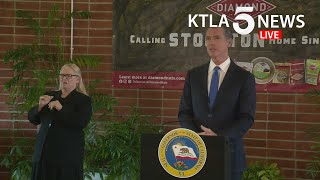 Coronavirus: $52 million in aid will be sent to 8 counties in CA's Central Valley, Gov. Newsom says
