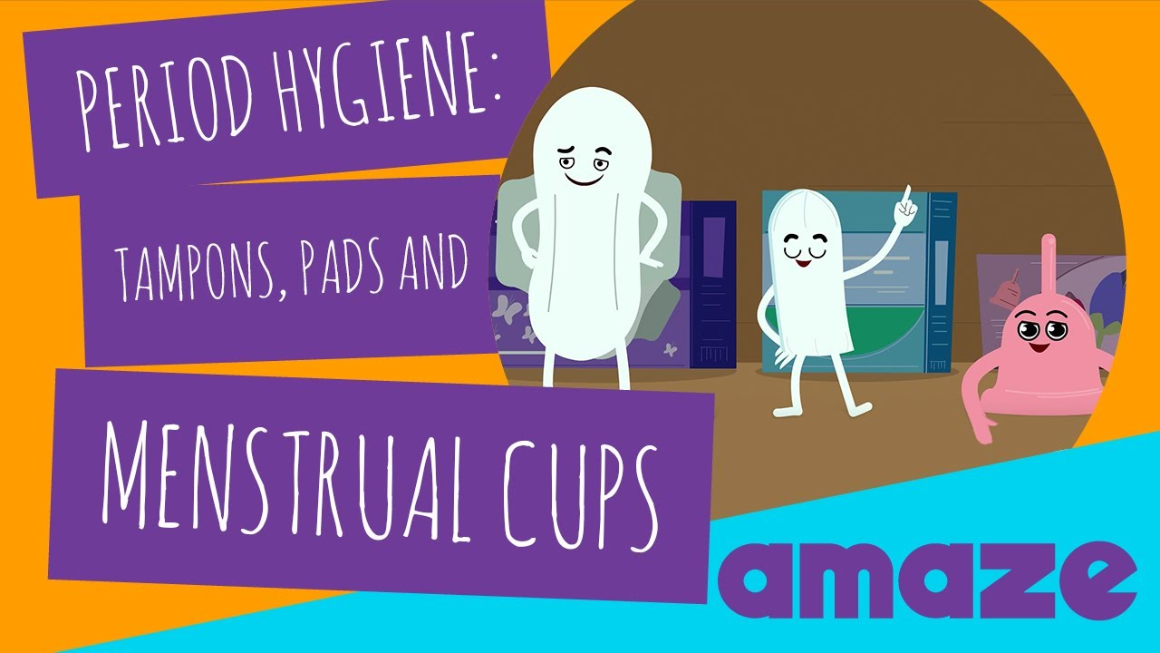 Download Period Hygiene: Tampons, Pads and Menstrual Cups