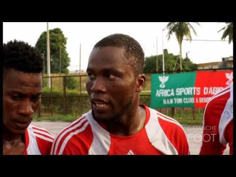 Le gros match: Africa sport d'Abidjan-Stella club d'Adjamé #DDF du 16 avril 2017