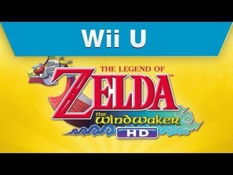 Wii U - The Legend of Zelda: The Wind Waker HD Launch Trailer
