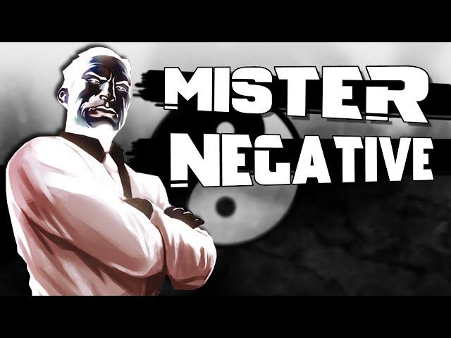 Qui est Mister Negative ? (feat. Captain Maks) - COMICS FORCE #2
