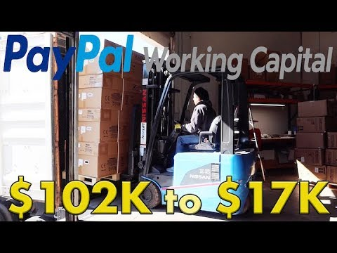HOW I GOT $102,000 FROM PAYPAL WORKING CAPITAL (TIPS) | LETS APPLY TOGETHER