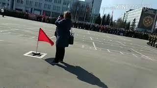 Скачать Подготовка к параду победы 2018 27 Отдельная мотострелковая Севастопольская Бригада