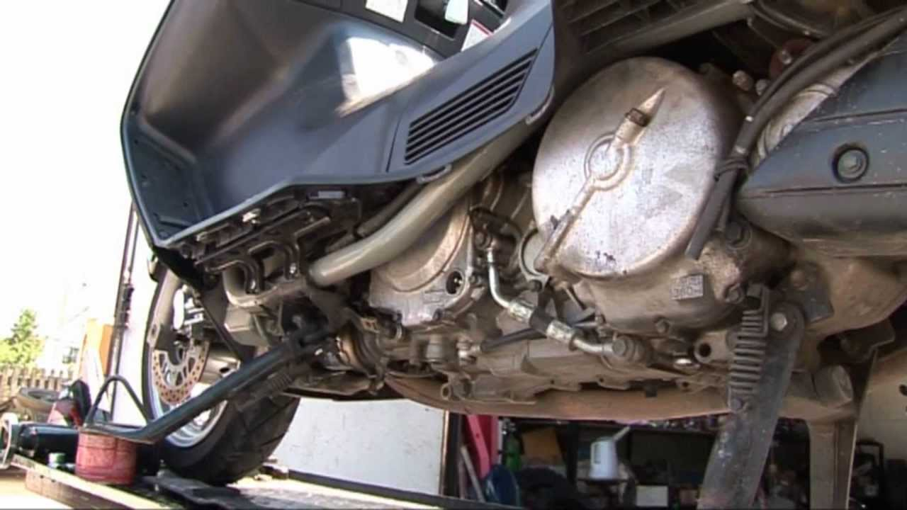 2012 Suzuki Burgman 400 2008 Problems