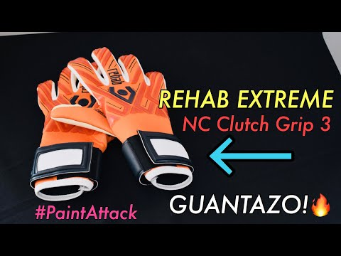 ¿MEJOR GUANTE SEAMLESS? // REHAB EXTREME NC - Clutch Grip 3 // REVIEW y PRIMERAS IMPRESIONES