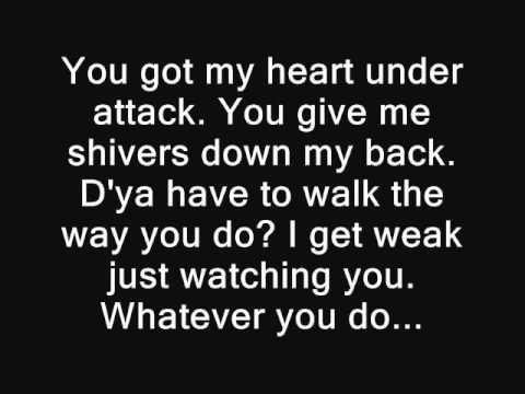 Shania Twain Whatever You Do, Dont! lyrics