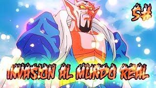 ¡¡INVASION AL MUNDO REAL!! - 5# SUPER DRAGON BALL HEROES WORLD MISSION