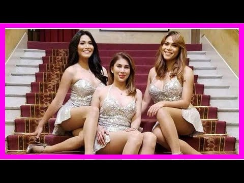 Breaking News | Transgender trio on BGT convince Simon Cowell he has found the new Spice Girls