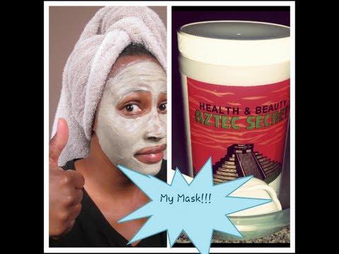 "Bentonite (Aztec Indian Healing) Clay Mask ""Tutorial""!!!"