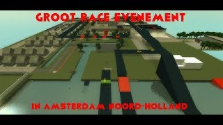 A big race event (Formula Roblox)?! -ROBLOX Amsterdam Noord-Holland