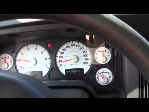 Dodge Ram Engine Stalls 1500 2500 3500 Youtube