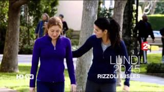 Rizzoli & Islès Chaque Lundi 20h45 France 2 ( Ba 3D )