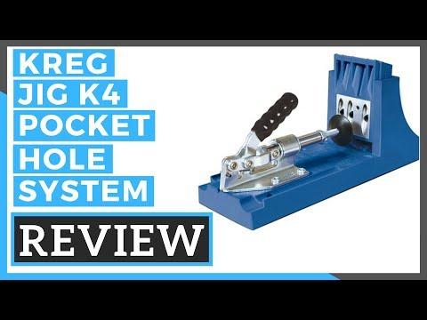 Kreg Jig K4 Pocket Hole System (Review)