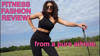 FITNESS FASHION REVIEW
