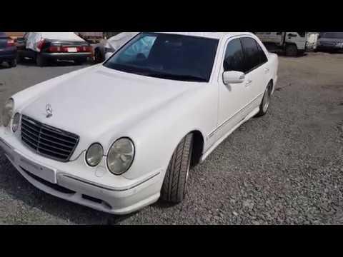 В ПРОДАЖЕ Mercedes-Benz W210 E55 AMG