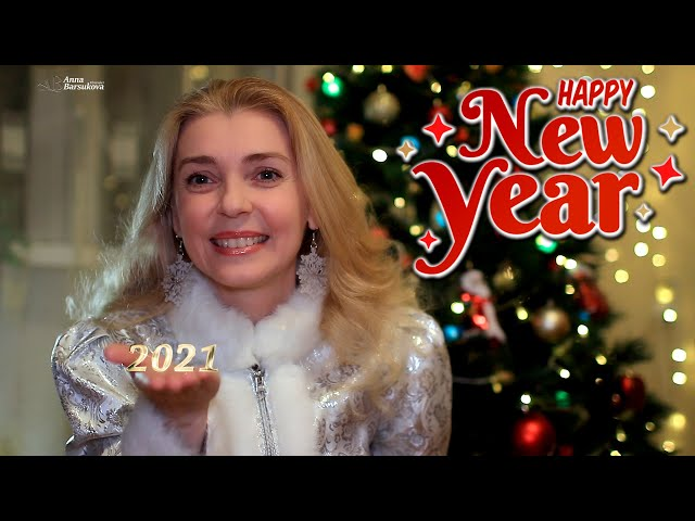 HAPPY NEW YEAR 2021 |  Film Journal | Anna Barsukova