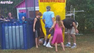 Funniest Instant Karma Fails Compilation of 2017 | AFV Try Not To Laugh