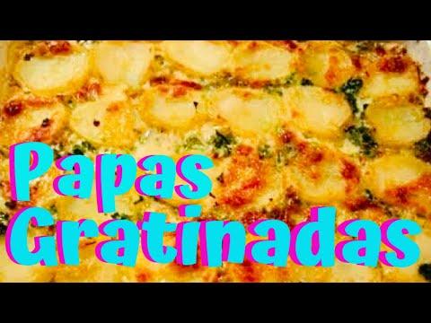 Papas papas al horno papas con queso papas for Como cocinar pescado al horno