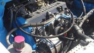 Erklärung Arbeitsweise 4 Takt Motor