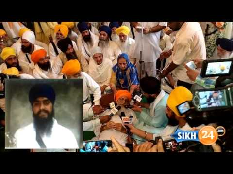 Appeal by Bhai Sukhjeet Singh Khosa to...