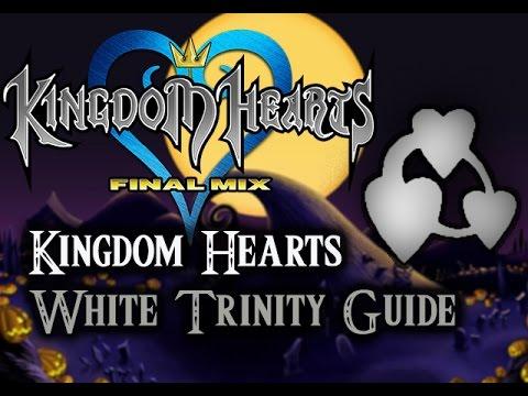 Kingdom Hearts 1.5 HD Remix- White Trinity Guide
